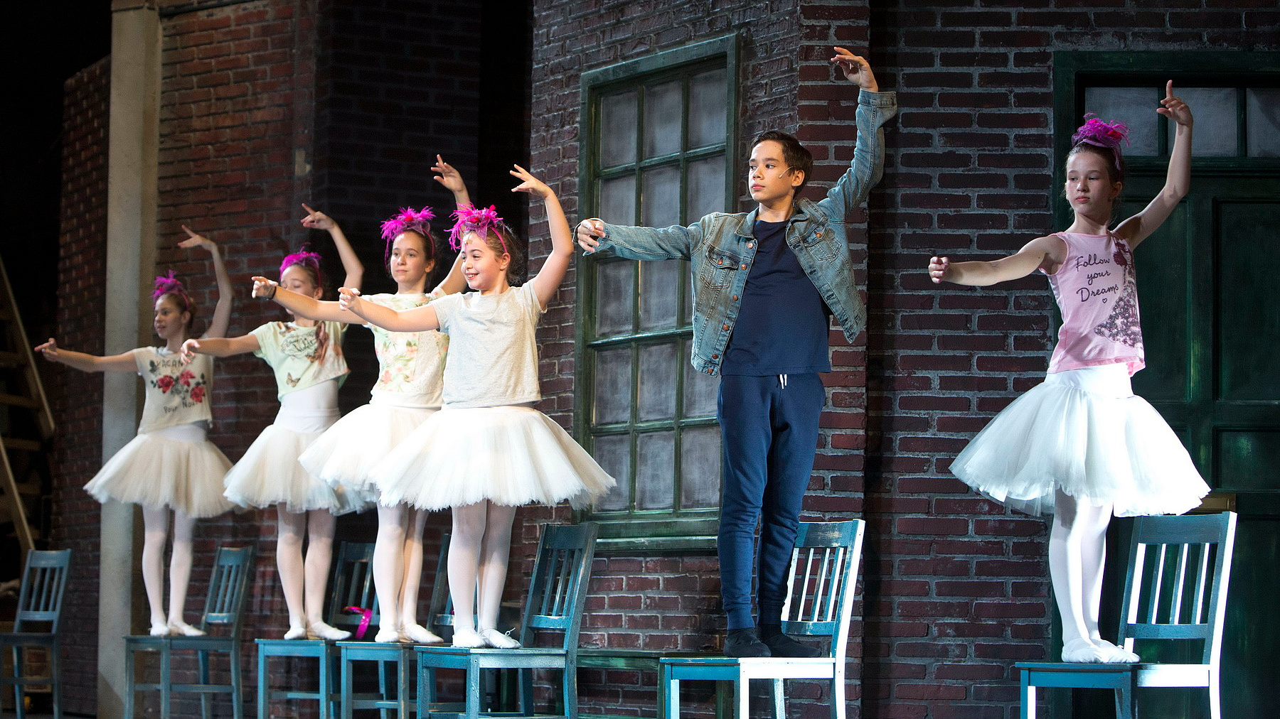 Elmaradnak a Billy Elliot előadásai